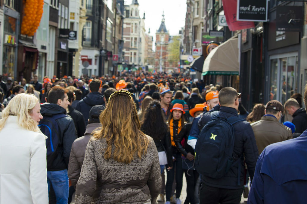 Celebrate King's Day in Amsterdam!