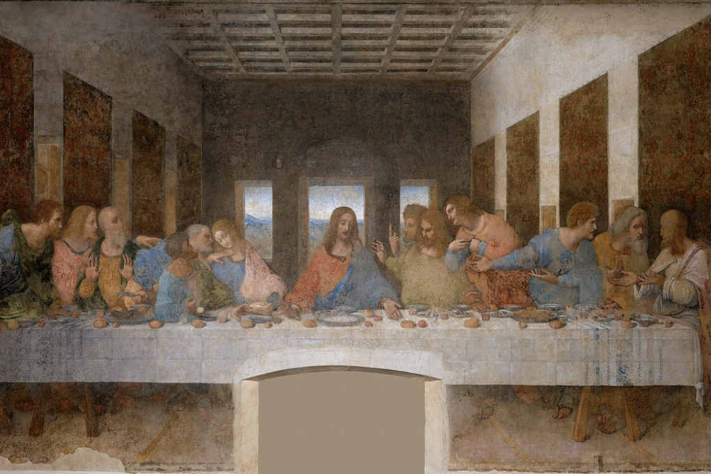 Leonardo's Last Supper Milan