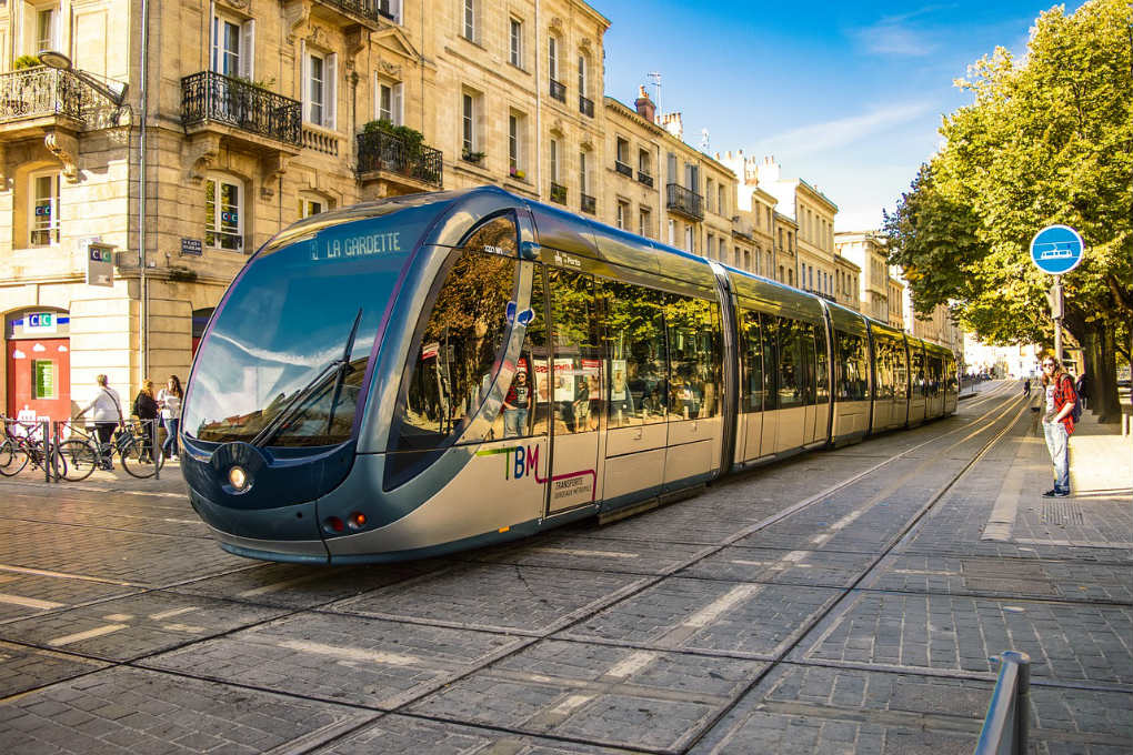 Chatrons District Trams