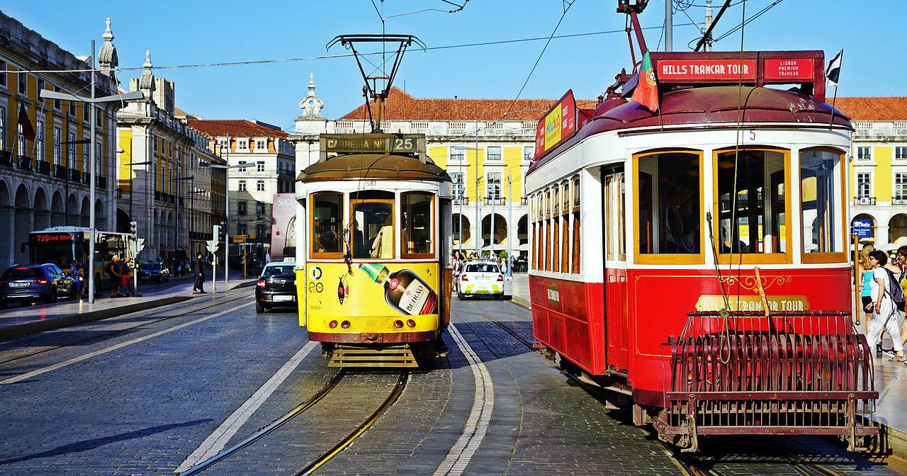 Trams In Lisbon – The Best Way To See The City