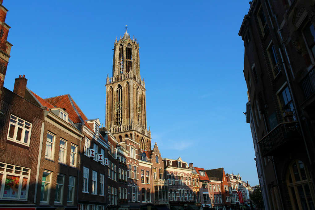 The Dom in Utrecht