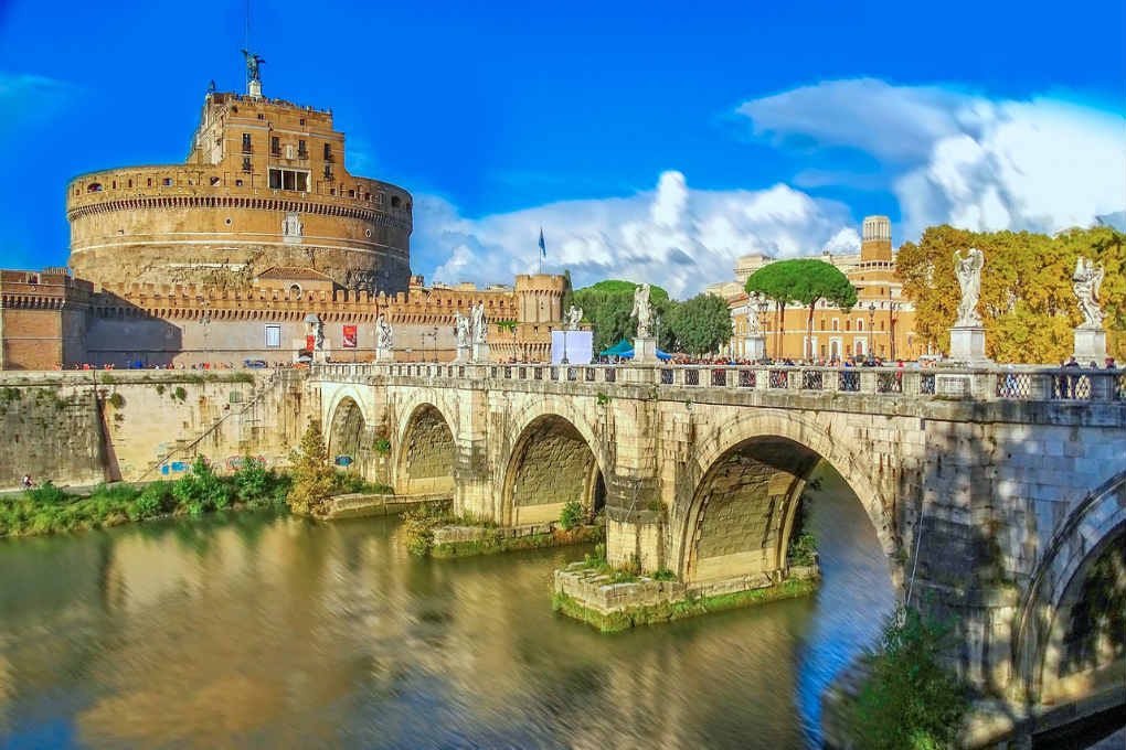 Castel Sant'Angelo in Rome