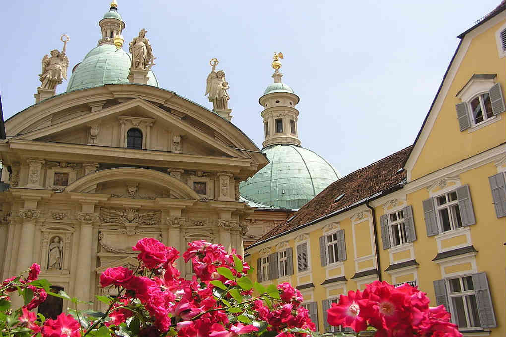 Mausoleum of Ferdinand II in Graz