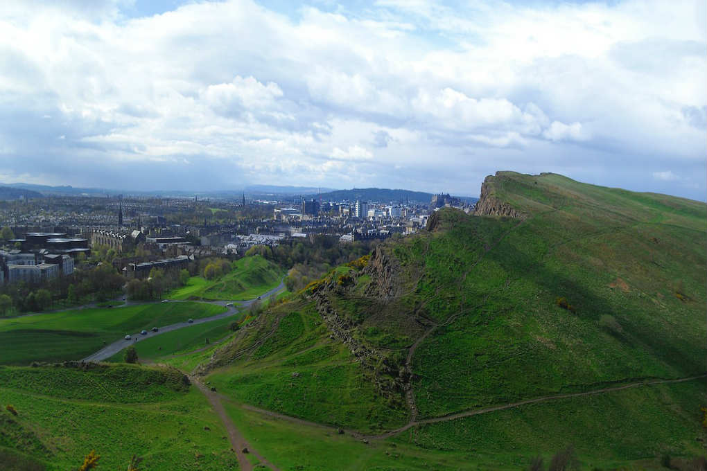 Arthur's Seat – The Volcano in Edinburgh