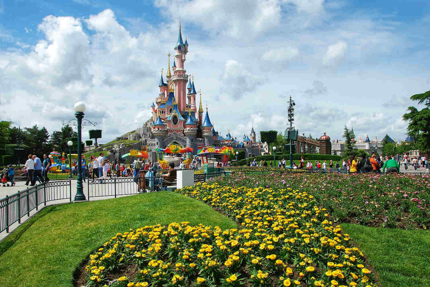 best amusements parks in europe