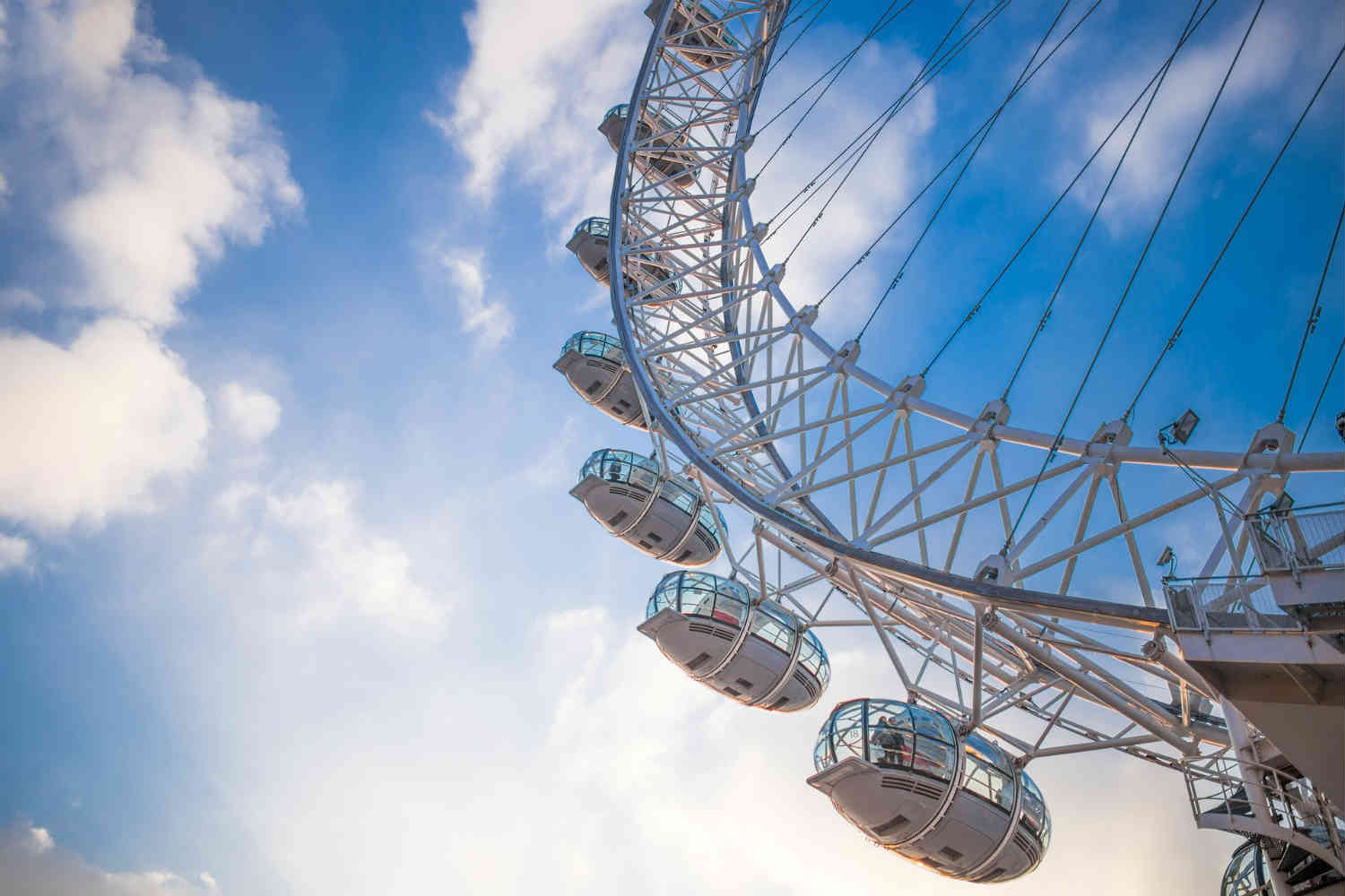 Tallest Ferris Wheels in Europe